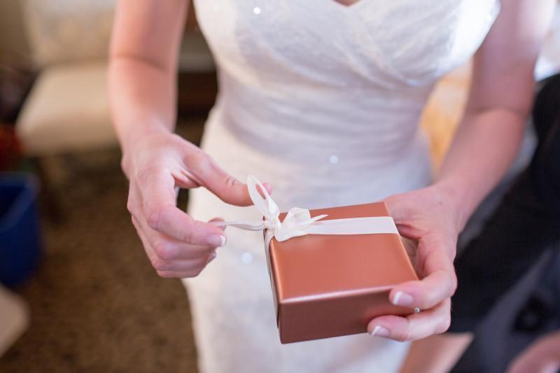 Qué tipo de joyas regalar en una boda