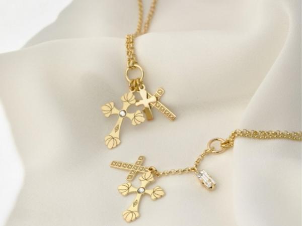 Los tipos de cruces en joyería